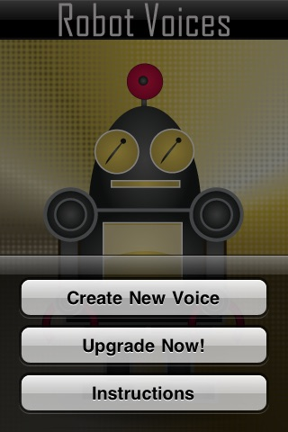 Free Robot Voice Transformer screenshot-1
