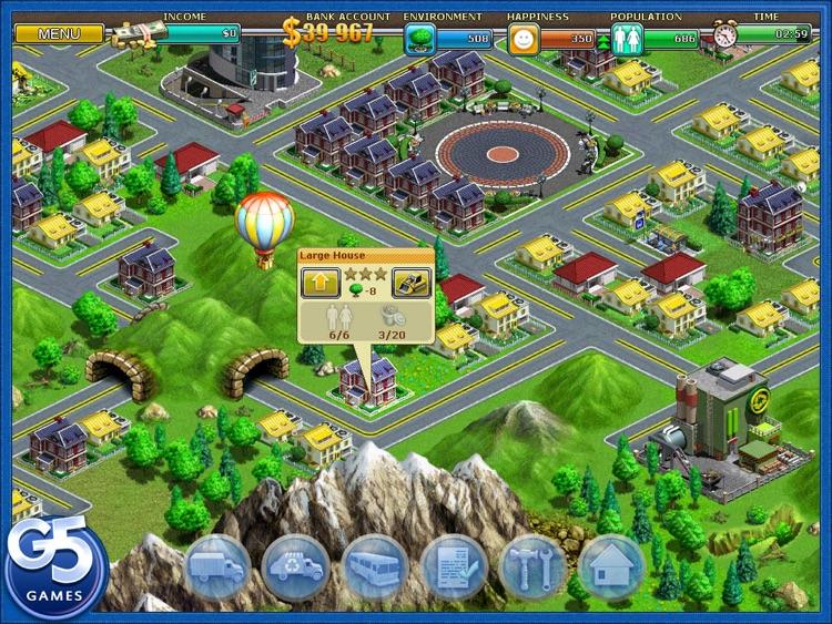 Virtual City HD screenshot-3