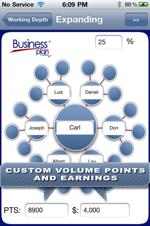 Business Plan Mobile Pro screenshot-3