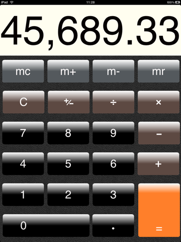 Secret Calculator screenshot 1