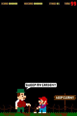 Sweep Man screenshot-3