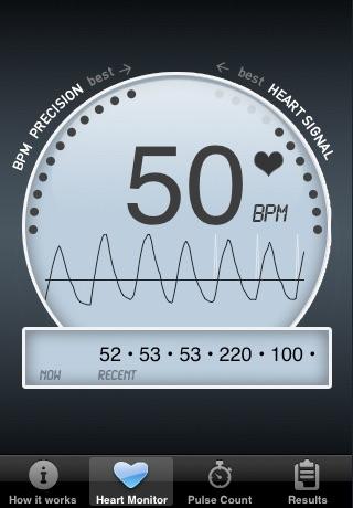 Heart Monitorのおすすめ画像1