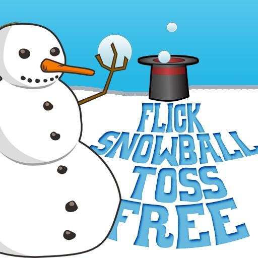 Flick Snowball Toss - Free