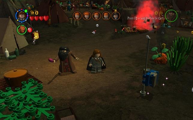 LEGO Harry Potter Years 1-4 Screenshot