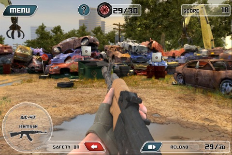 Guns & Ammo : Point of Impact Reloaded screenshot-3