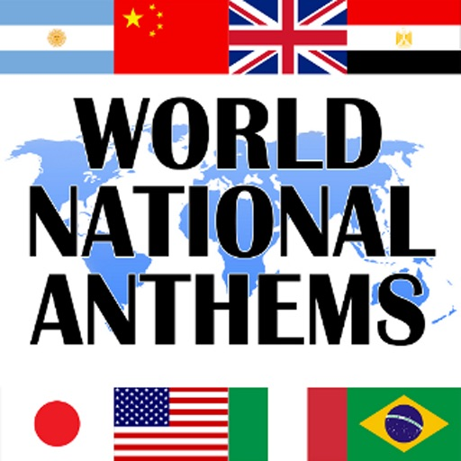 World National Anthems, Flags and Quiz
