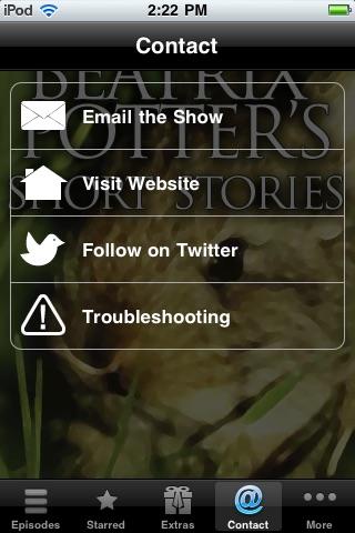 Beatrix Potter's Short Stories screenshot-3