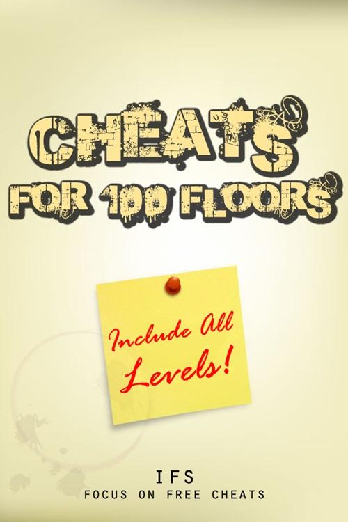 Cheats for 100 Floors Pro