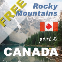 Amazing CANADA - Rockies Part 2 - FREE