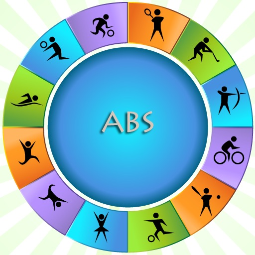 Abs Training icon