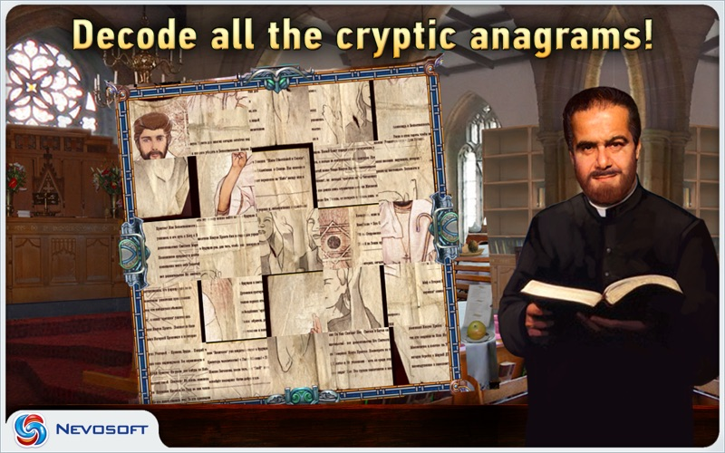 Mysteryville 2 lite: hidden object crime investigation screenshot 3