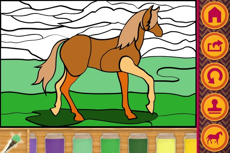 Paint Ponies screenshot-3