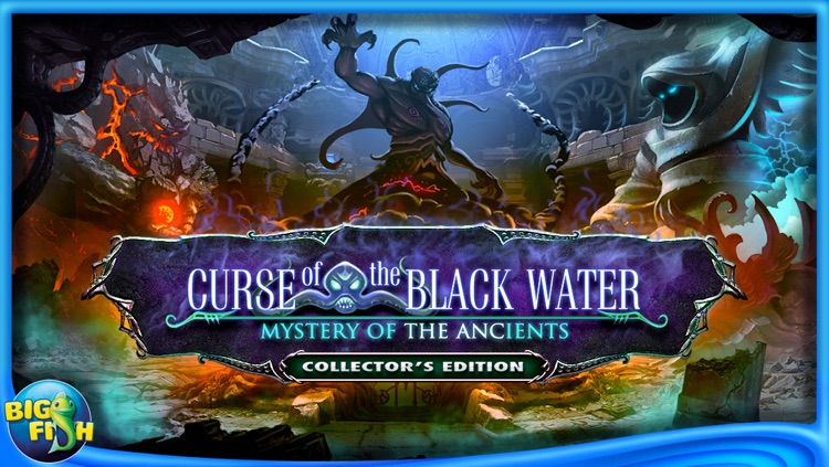 Mystery of the Ancients: Curse of the Black Water - A Hidden Object Adventure screenshot-4
