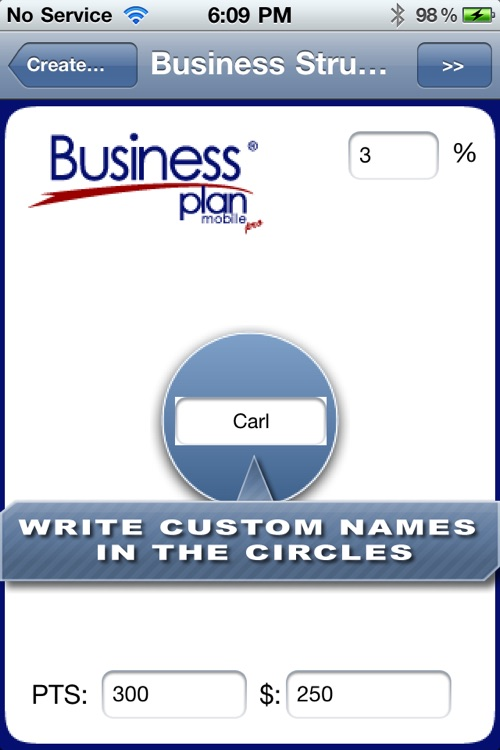 Business Plan Mobile Pro screenshot-0