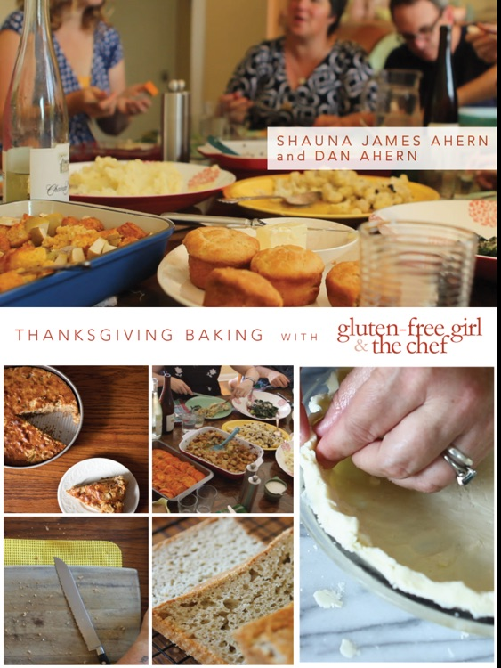 Gluten Free Thanksgiving Baking