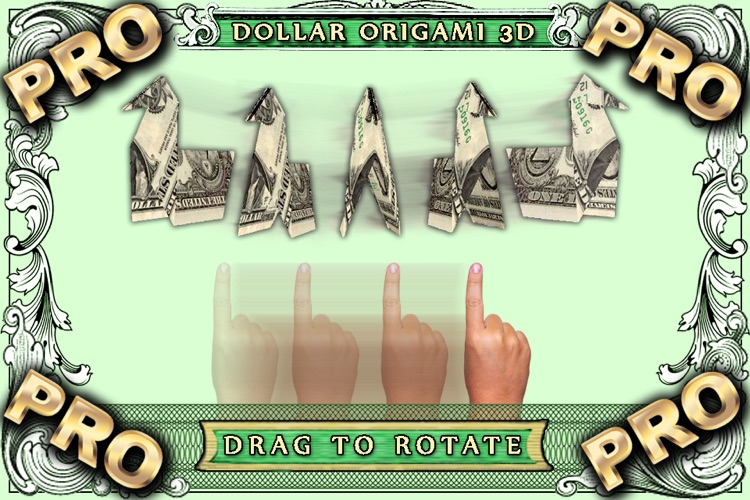 Dollar Origami+ screenshot-3