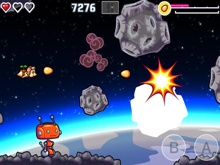 Flying Hamster HD screenshot-4
