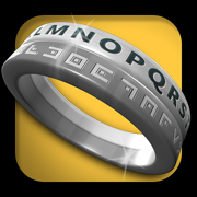 Decoder Ring Gold
