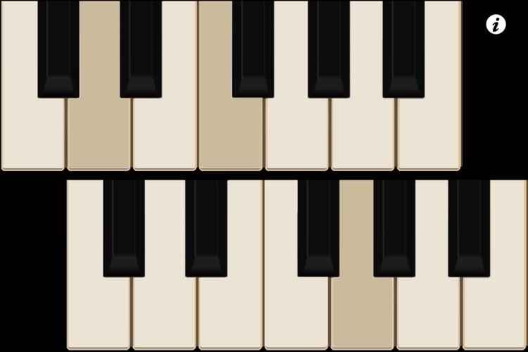 Steelpan Piano