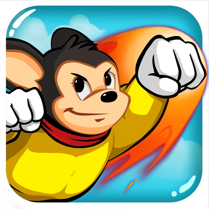 MIGHTY MOUSE My Hero Hack Tool