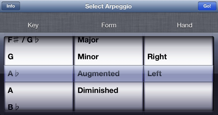 Visual Piano Arpeggios screenshot-1
