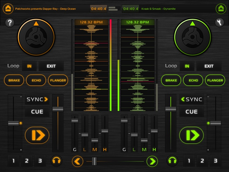 DJ DEX - The DJ Mixing App screenshot-0