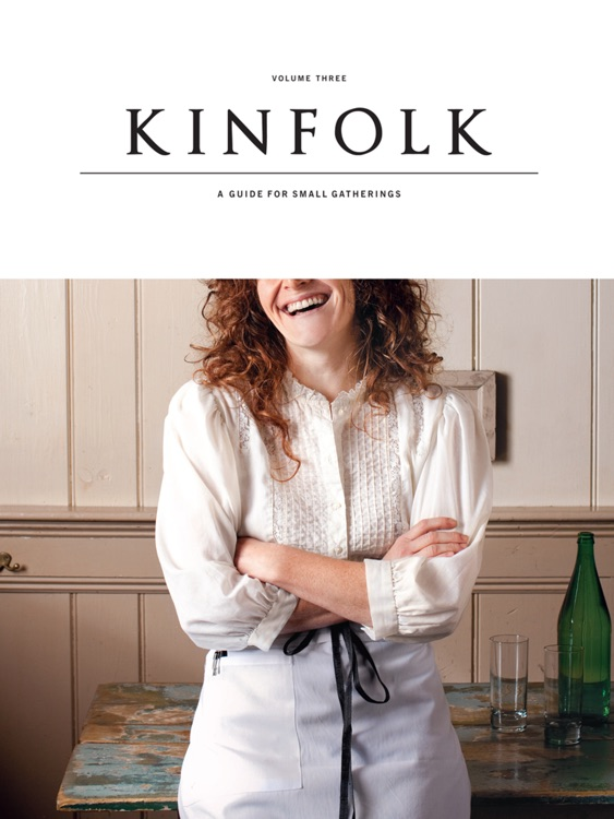 Kinfolk Magazine Volume 3 screenshot-0