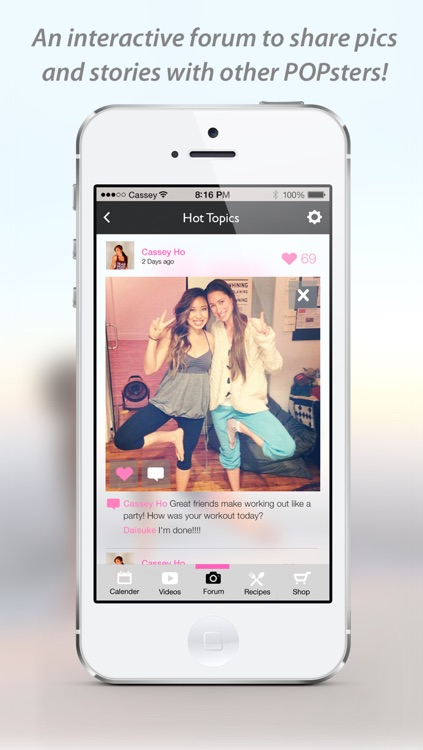 Blogilates Official App screenshot-3