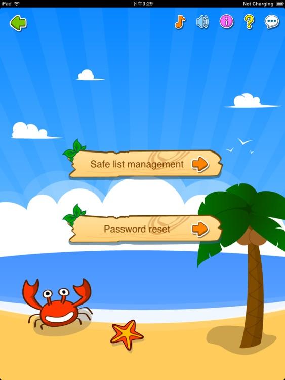 Maxthon Kids Browser HD screenshot-3