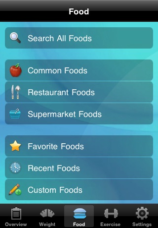 Calorie One - Calorie, Exercise & Weight Tracker