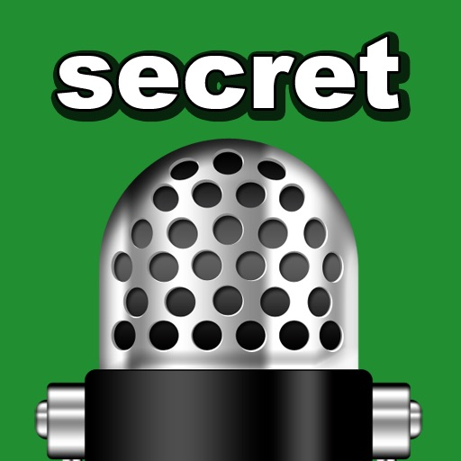 Secret Voice - Recording Voice Secretly