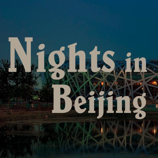 NIGHT IN BEIJING
