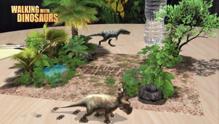 Walking With Dinosaurs: Photo Adventure screenshot-3