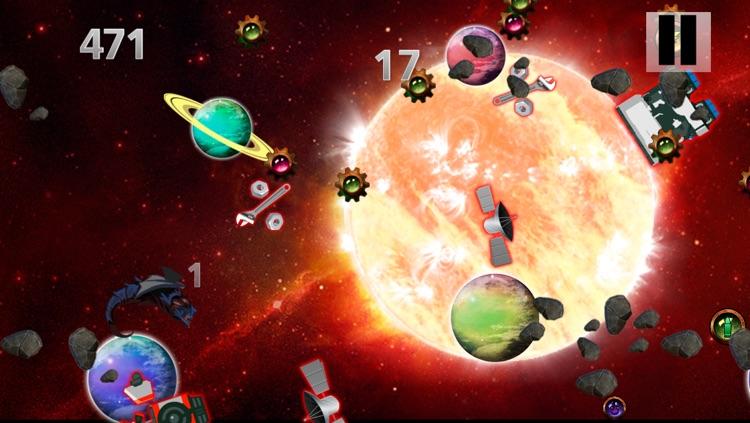 SlugCraft - Galaxy War Revolution - Free Mobile Edition screenshot-4