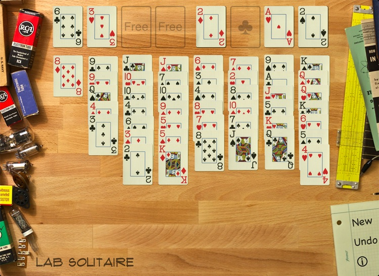 Lab Solitaire