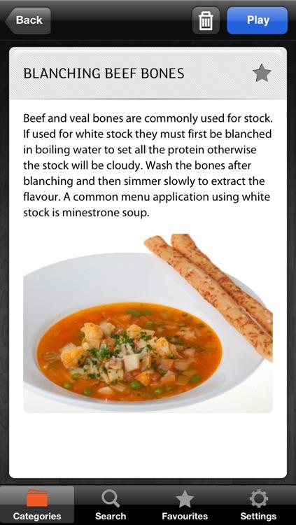 Culinary Fundamentals - Cooking School screenshot-4