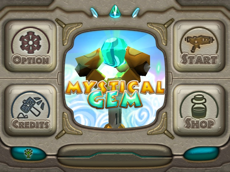 Mystical Gem HD screenshot-4