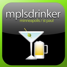 MPLS Drinker: Happy Hour Finder