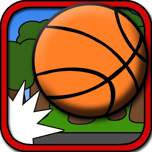 Flickthrow Challenge Free - A Fun Freethrow Basketball Game!