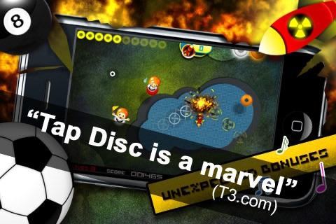 Tap Disc Lite