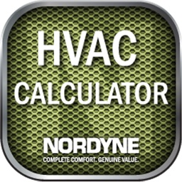 NORDYNE HVAC Calculator