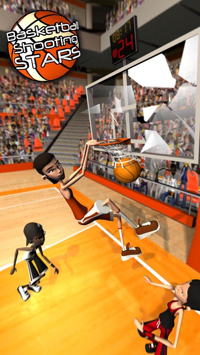 Basketball Shooting Starsのおすすめ画像1