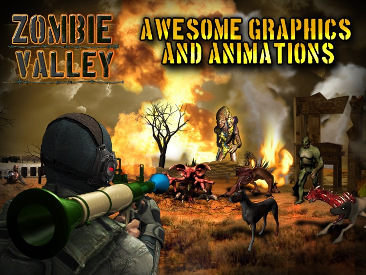 Zombie Valley HD