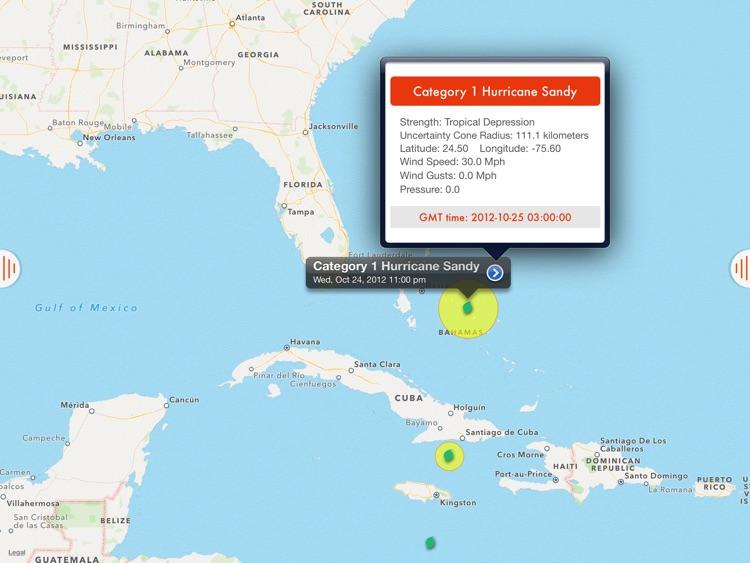 NOAA Radar & Hurricane inFocus Free - by Clear Day™ (Storm Alerts, Hurricane Tracker & Weather Forecast)