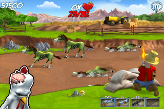 Zombie Animals screenshot four