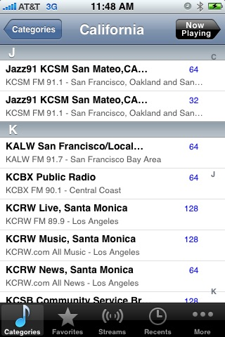 Public Radio screenshot-2