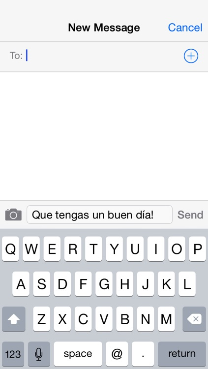 Easy Spanish Texting screenshot-2