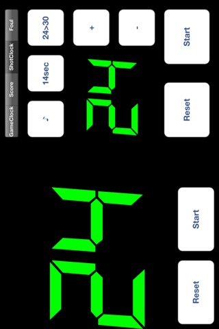 Basketball Scoreboard review screenshots