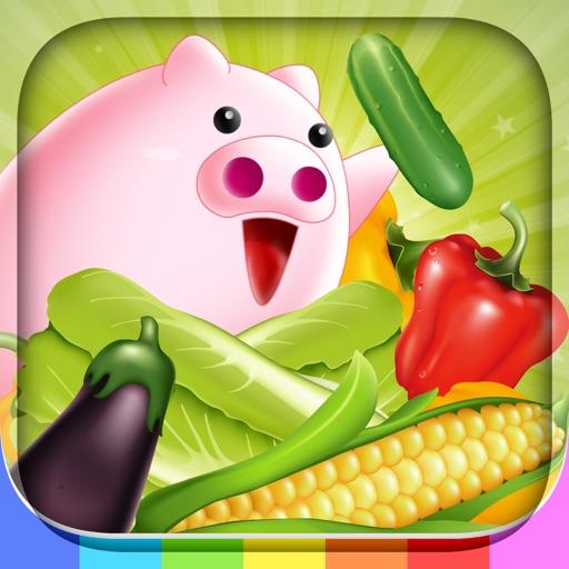 BabyStar : Vegetable Puzzles(EN CN CT)