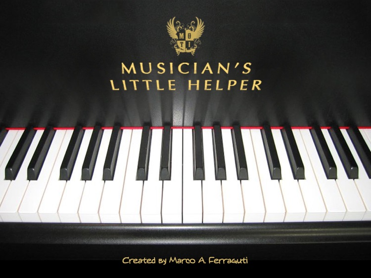 Musician's Little Helper HD screenshot-3
